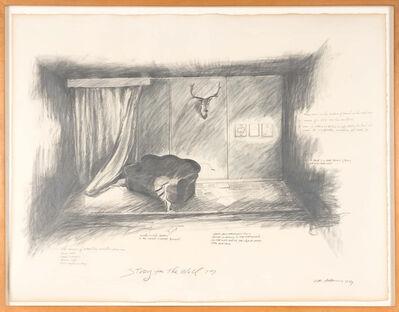 Mac Adams, 'Study for the Wall', 1979