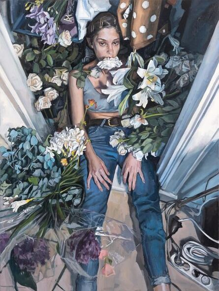 Valeria Duca, 'Overwhelmed I', 2020