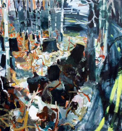 Allison Gildersleeve, 'Black Ice', 2010