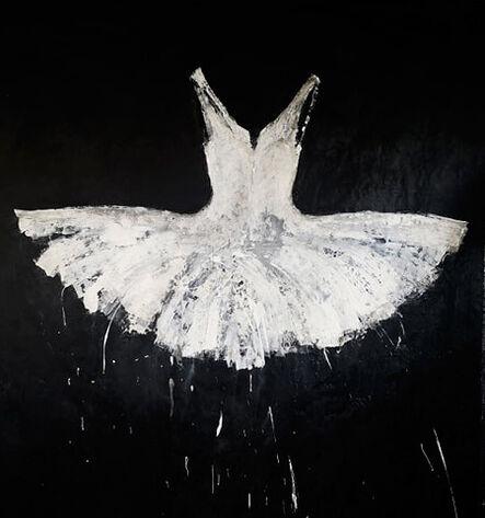 Ewa Bathelier, 'White Interstellar Dress', 2019