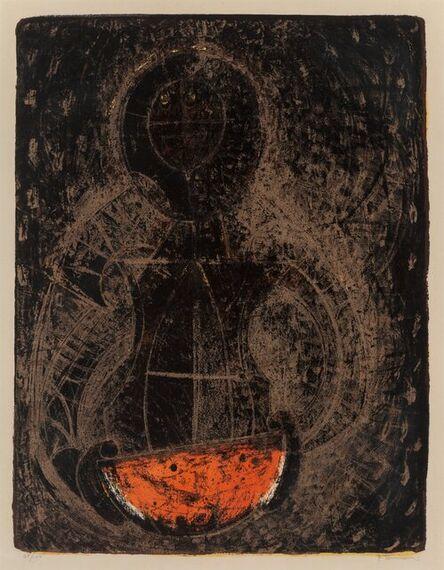 Rufino Tamayo, 'Mujer con Sandía', 1959