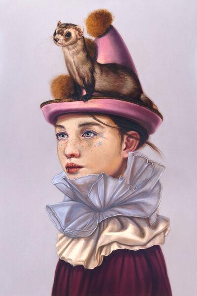 Claudia Giraudo, 'Seme stellare #2 Pierrot', 2021
