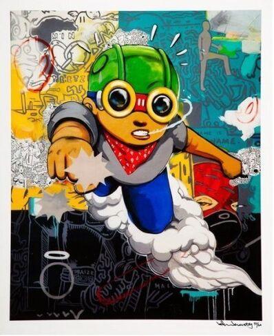 Hebru Brantley, 'Advertisement #59', 2015
