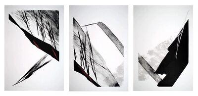 Tōkō Shinoda 篠田 桃紅, 'New Dimension', 1983