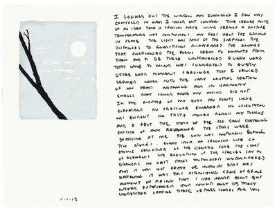 Edwin Schlossberg, '1.1.13', 2013
