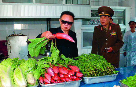 João Rocha, 'Looking at a Radish, from the book Kim Jong Il Looking at Things', 2012