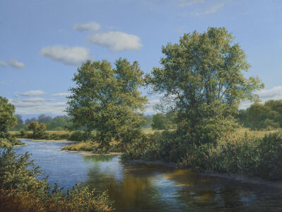 Andrew Orr, 'Late Summer on the River', 2019