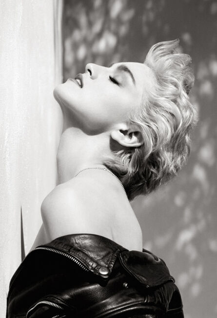 Herb Ritts, 'Madonna (True Blue)', 1986