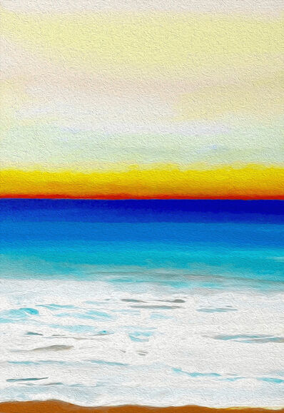 Mayra Navarro Art, 'TULUM 6AM', 2021