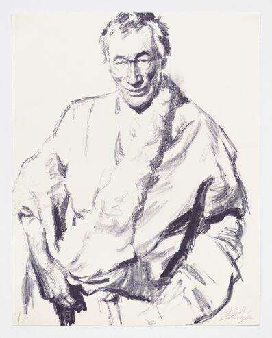 Chen Yifei, 'Tibetan Father', 1997