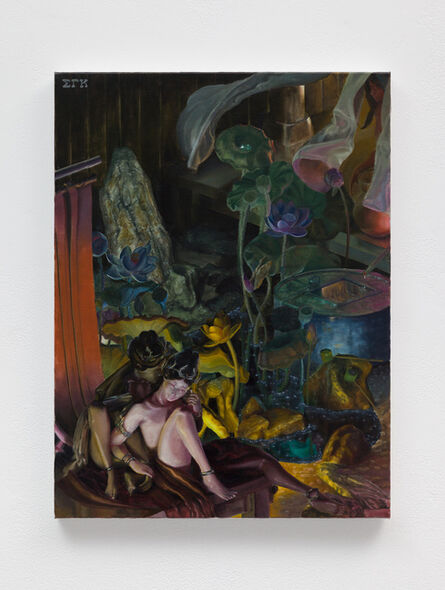 Samuel Quinteros, 'Interior Garden II', 2020