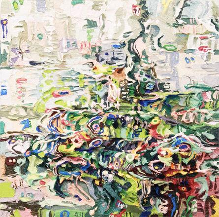 Anne Kagioka Rigoulet, 'Reflection t-5', 2017