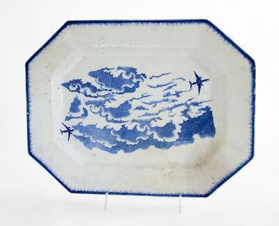 Paul Scott, 'Cumbrian Blue(s), New American Scenery, Cloud Studies (After Thomas Cole & Eadweard Muybridge)', 2019