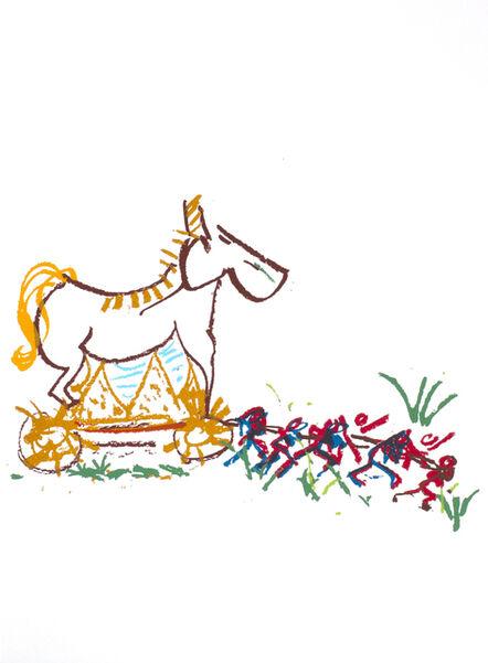 Dale Carney, 'Trojan Horse', 2012
