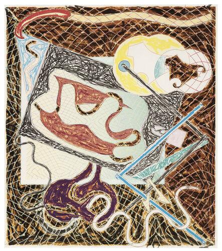 Frank Stella, 'Shards III, from Shards', 1982