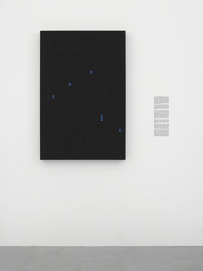 Ryan Gander, 'On slow Obliteration, or Losing the light', 2017