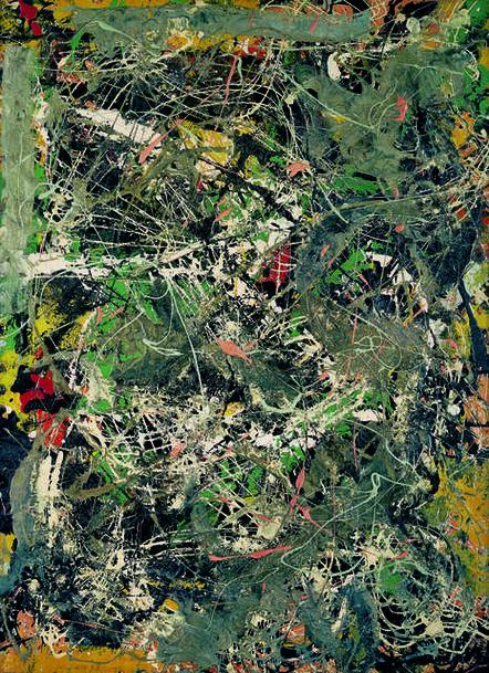 Jackson Pollock, 'Untitled', ca. 1949
