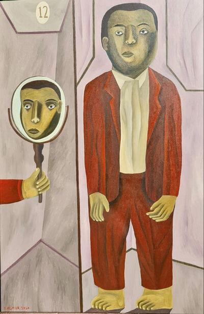 Salah Elmur, 'Innocent Prisoner No.12', 2020