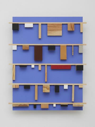 Kishio Suga, 'Horizontal Transitions', 2019