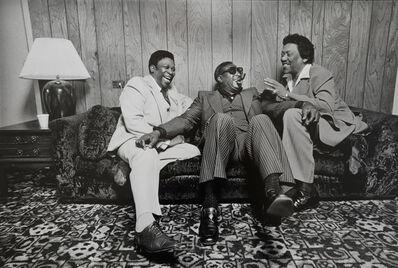 Jim Marshall, 'BB King, Albert King and Bobby (Blue) Bland', 1983