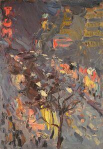 Nikolay Pavlovich Khristolyubov, 'Lights of Paris', 1961