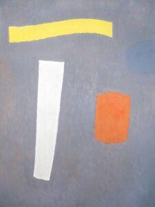 Jacob Kainen, 'Bright Stamboul XI', 1986