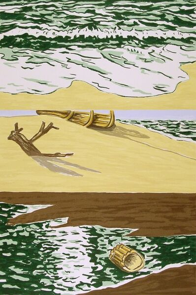 Richard Bosman, 'Shore Line', 1994