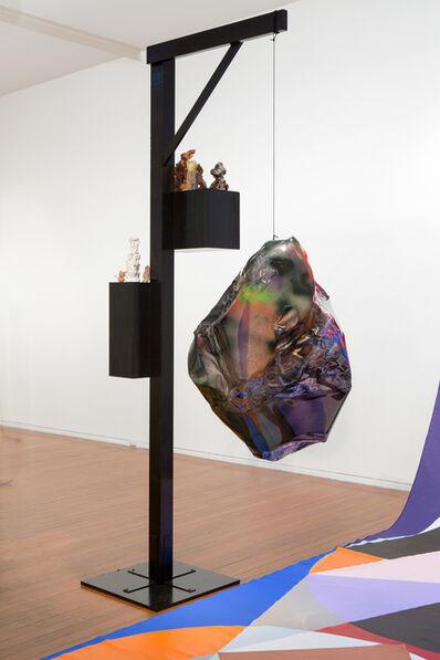 Mikala Dwyer, 'Shadow Lamp II', 2015