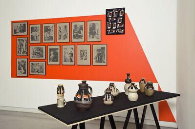 Alasdair McLuckie, 'Installation view Future Primitive, Heide Museum of Modern Art, Melbourne, Australia', 2013
