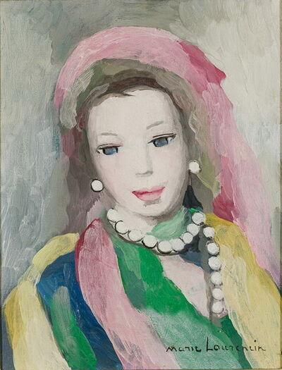 Marie Laurencin, 'Jeune Femme', ca. 1941