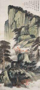 Zhang Daqian, 'Landscape', 1935