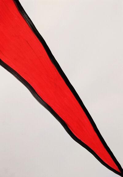 Alex Gene Morrison, 'Red Split', 2015