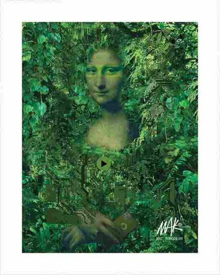 MAK Koerich, 'MONAZONYA GREEN', 2019