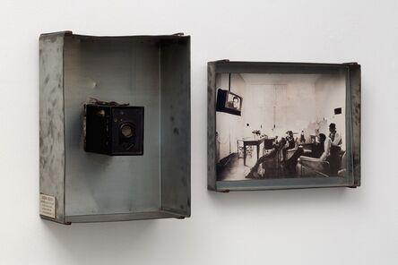 Joseph Beuys, 'Enterprise 18.11.72, 18:5:16 UHR 1973', 1973