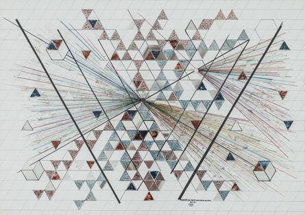Monir Farmanfarmaian, 'Untitled', 2012