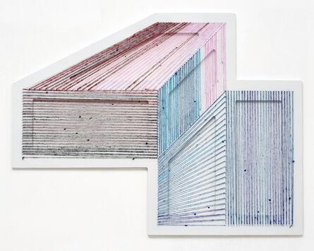 Adrian Esparza, 'Past Perspective 2', 2014