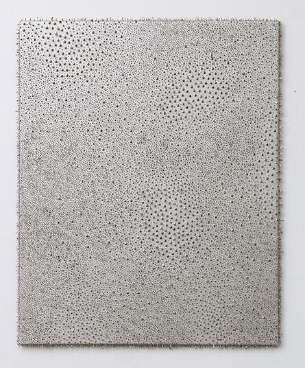 Lars Christensen, 'Silver / Silver #1', 2014