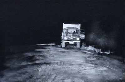 Alexey Alpatov, 'Night Road #4', 2018
