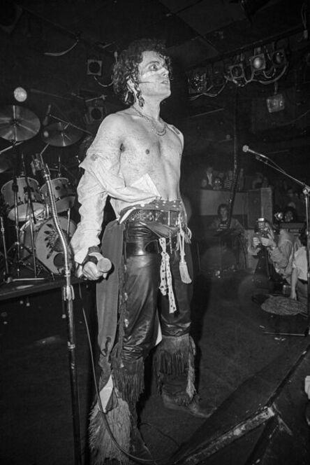 Michael Grecco, 'Adam Ant #3, Boston, MA', 1981