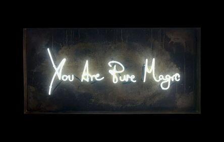 Lauren Baker, 'You Are Pure Magic - Neon', 2017