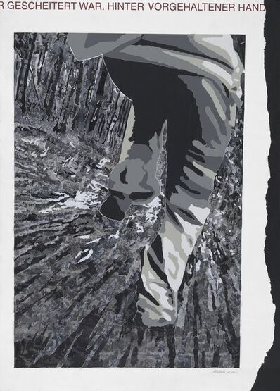 Marcel Odenbach, 'Schnipseljagd', 2005