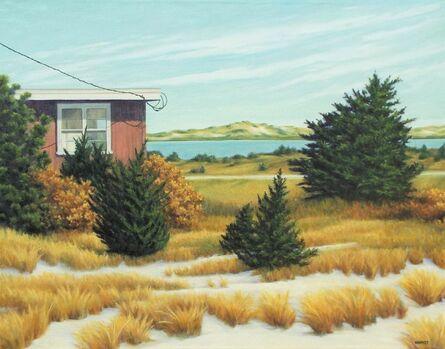 Kenneth Hawkey, 'Dune                                                                                                                                                                                                         View, Beach Point', 2020