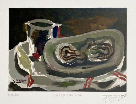 Georges Braque, 'Nature Morte aux Huitres', ca. 1950