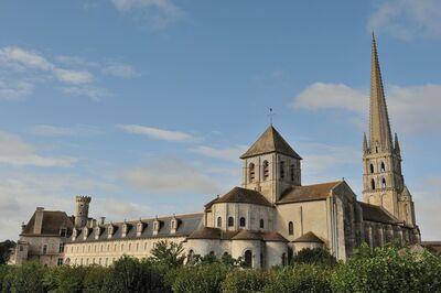 'Abbey Church of Saint-Savin-sur-Gartempe', ca. 1060-75