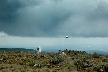 Johann Ryno de Wet, 'Weather station', 2017