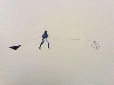 Shreyas Karle, 'pulling the shadow', 2013-2014