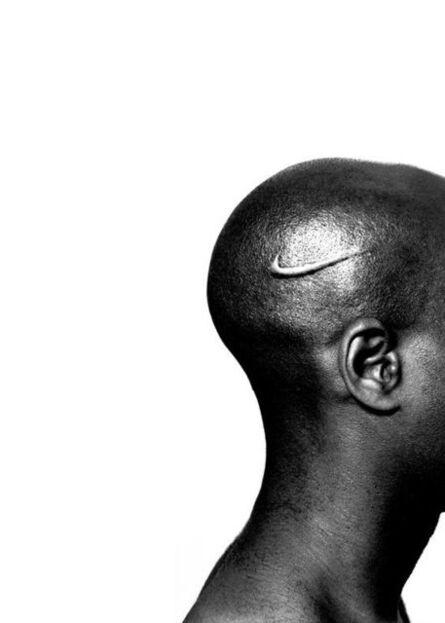 Hank Willis Thomas, 'Branded Head', 2003