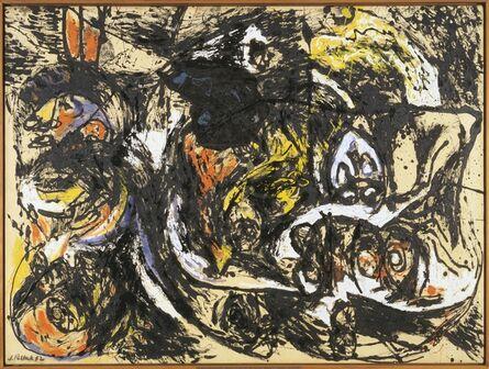 Jackson Pollock, 'No. 8', ca. 1952