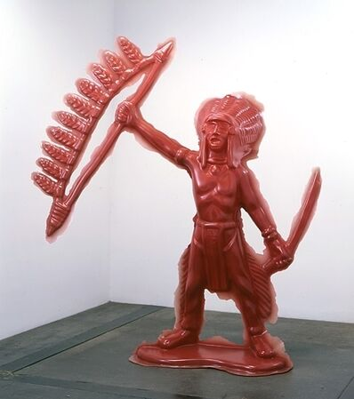 Yoram Wolberger, 'Red Indian Chief', 2005