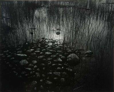 Arthur Siegel, 'Pond and Rocks', 1949/1949